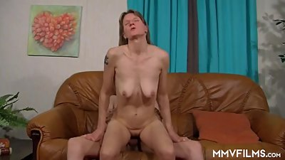 Real Amateur German Couple Homemade..