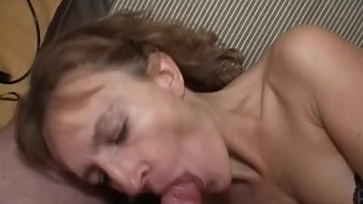 Bound And Tied Pierced Pussy MILF