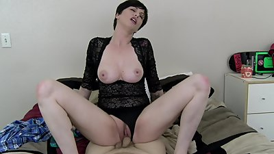 Making Mother's Day - taboo mom pov..