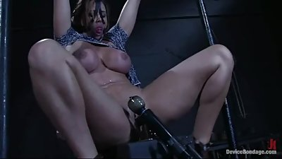 Christina Carter Device Bondage part 1