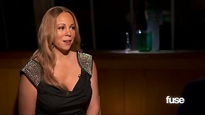 Mariah Carey Discusses Acting In..