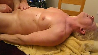 FBB has multiple orgasms from pussy..