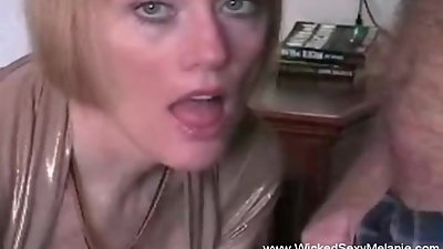 POV Fucking With Amateur GILF