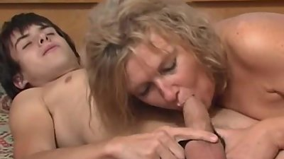 Cheating MILF Has A Youthful Lover