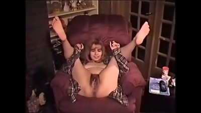 horny amateur loves to show pussy