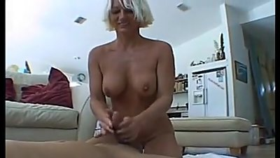 Hot milf and her younger lover 1018