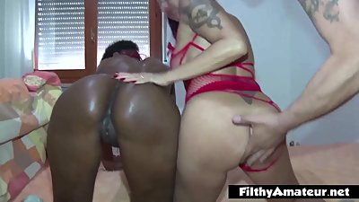 Black adventure for the Milf!..and..