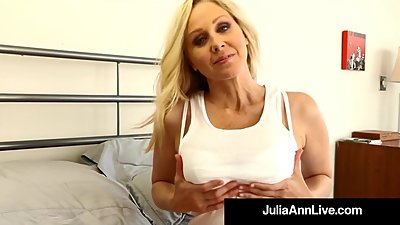 Beautiful USA Milf Julia Ann..