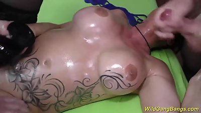 German Milf Dacada extreme banged